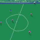 Football Match by Nigel Silcock
