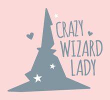 Crazy Wizard Lady One Piece - Long Sleeve