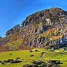 Loudoun Hill Panorama by Tom Gomez