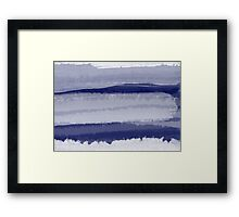 kit brushes Framed Print