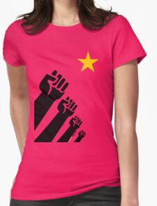 Commufist 2 Womens Fitted T-Shirt