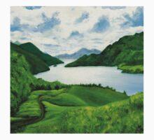 Loch Lomond Peace One Piece - Short Sleeve