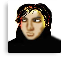 Syd Barrett Smirk Canvas Print