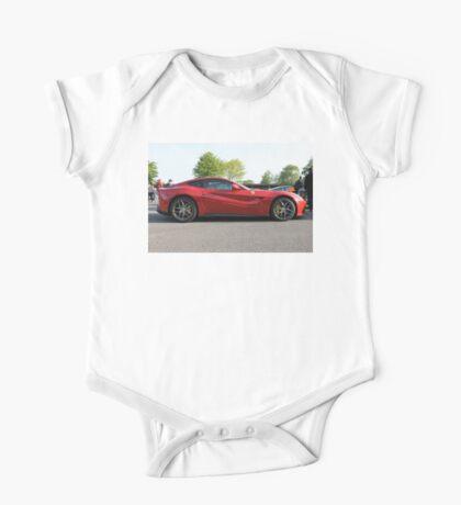 Ferrari F12 One Piece - Short Sleeve