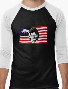 God Save The Sheen Men's Baseball ¾ T-Shirt