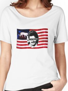 God Save The Sheen Women's Relaxed Fit T-Shirt