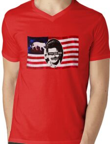 God Save The Sheen Mens V-Neck T-Shirt