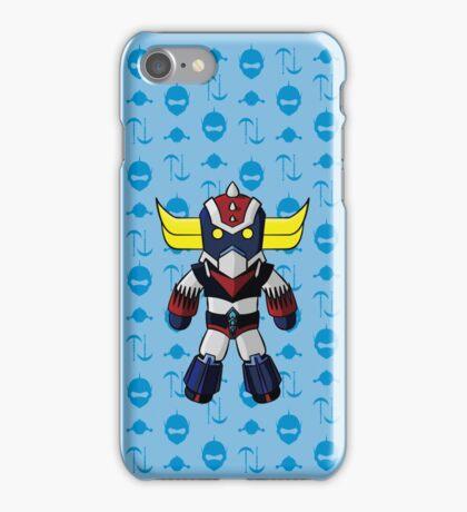 Chibi Grendizer iPhone Case/Skin