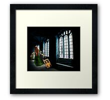 (The Ghost of) Desiderata Framed Print