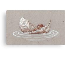 Soft Journey Canvas Print