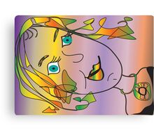 Carmella Canvas Print