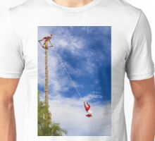 The ancient ritual for a great harvest in Teotihuacan, Mexico Unisex T-Shirt