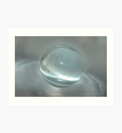 Glass World © Vicki Ferrari Photography Art Print