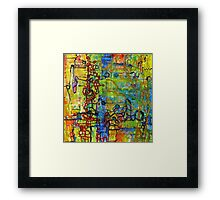 Urban Ecology Framed Print