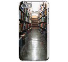 Alderman Library Stacks - UVA  ^ iPhone Case/Skin