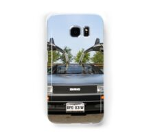 DeLorean DMC12 Samsung Galaxy Case/Skin