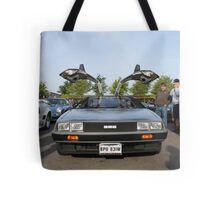 DeLorean DMC12 Tote Bag