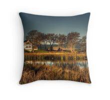 Cape Breton Island Nova Scotia Canada Throw Pillow