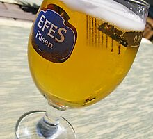 When in Turkey.......Efes ! by Steve Outram