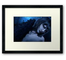 Morrigan Framed Print