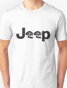 JEEP SKULLS T-Shirt