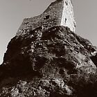 Greenan Castle Doonfoot Ayrshire Scotland by Stuart Kirby