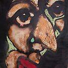 Face, Bernard Lacoque-88 by ArtLacoque