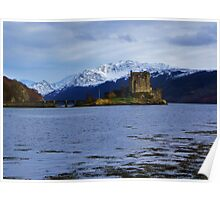 Castle on the Loch Poster