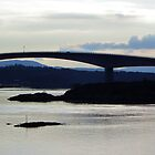 The Skye Bridge by caledoniadreamn