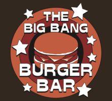 The Big Bang Burger Bar by robotrobotROBOT