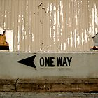 One Way  by Rae Breaux