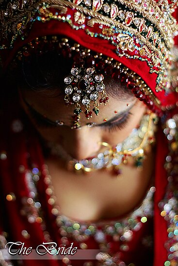 The Bride by RajeevKashyap