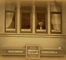 STATOU: Andgoszcz (Brown Sugar) by ellismorleyphto