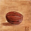 Coffee Nut by Amy-Elyse Neer