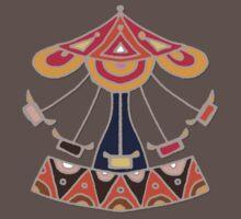 carousel damask Kids Clothes