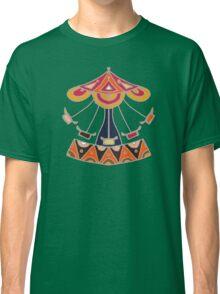 carousel damask Classic T-Shirt