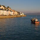 Aberdyfi in afternoon light by StephenRB