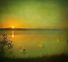 Sunset over Pulbah by BoB Davis