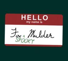 Spooky Mulder. by Area51