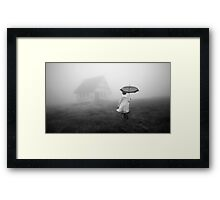 The last homely house ... or so we thought ... Framed Print