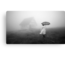 The last homely house ... or so we thought ... Canvas Print