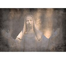 Saint Chaterine of Siena Photographic Print