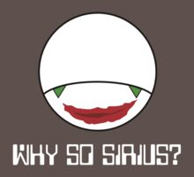 Why So Sirius? Kids Clothes
