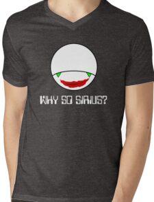 Why So Sirius? Mens V-Neck T-Shirt