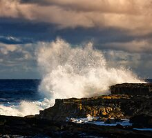 Poseidon's Fury by Flux Photography