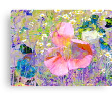 Secret Garden IV Canvas Print