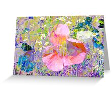 Secret Garden IV Greeting Card