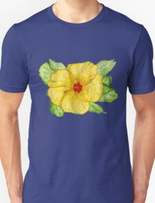Kathy's Hawaiian State Flower Tee Shirt T-Shirt