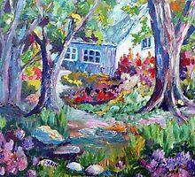 Country garden by Saga Sabin