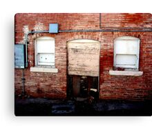 Space For Rent Canvas Print